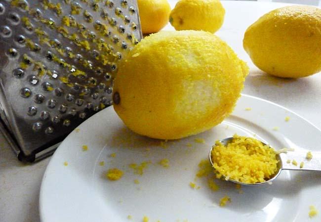 grated-lemon-rind